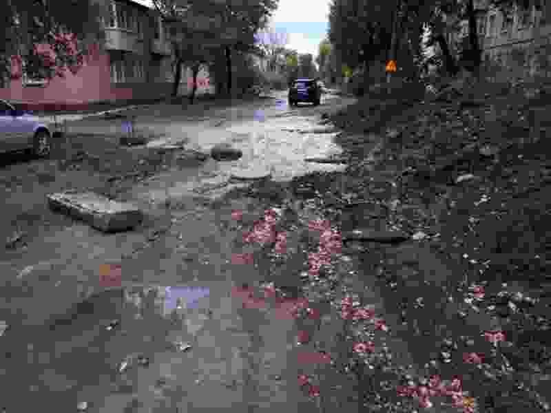 В Тамбове до ноября отремонтируют 25 км дорог