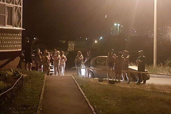 В Тамбове эвакуировали жильцов двух многоэтажек
