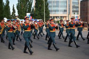 В Тамбове отгремел VIII Международный фестиваль духовых оркестров