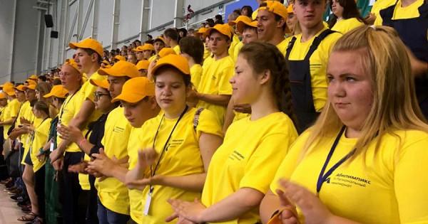 ВТамбове открылся четвертый региональный чемпионат конкурсов профессионального мастерства длялюдей синвалидностью «Абилимпикс»