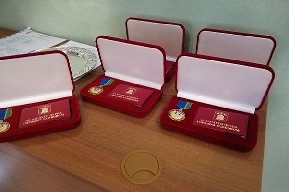 В Тамбове состоялась торжественная церемония вручения муниципальных наград
