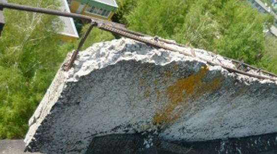 ВТамбове вынесен приговор поуголовному делу отравмировании школьницы упавшим скровли жилого дома фрагментом бетона