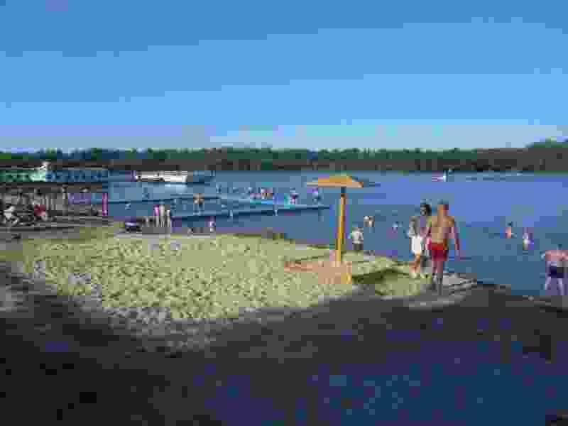 В Тамбовской области на начало сезона выросло число запрещённых пляжей