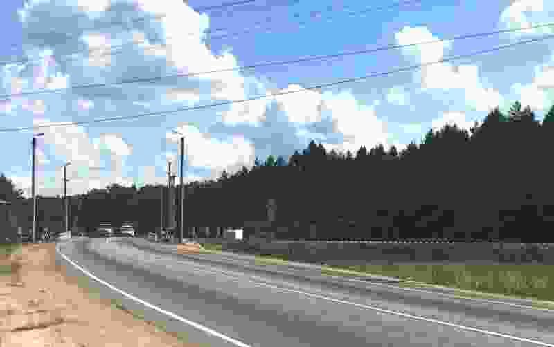 В Тамбовской области на трассе «Тамбов-Пенза» построят путепровод через железную дорогу