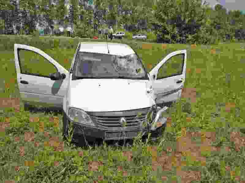 В Тамбовской области подросток на мотоцикле врезался в иномарку: есть погибшие