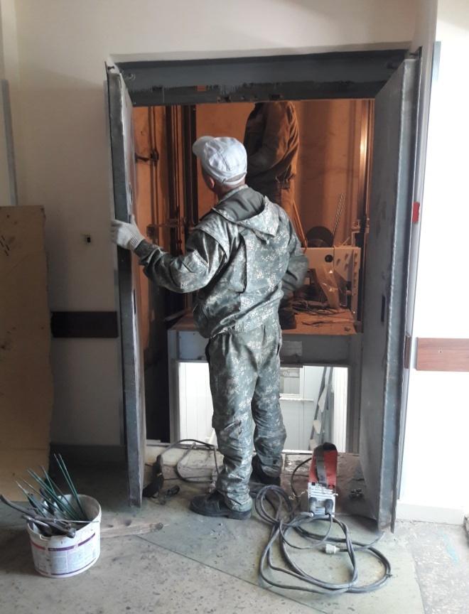 В тамбовской ЦРБ установят новый лифт