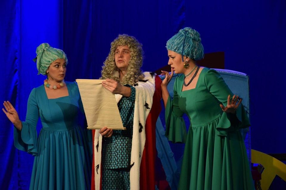 В Тамбовском молодёжном театре готовятся к премьере спектакля о Бременских музыкантах
