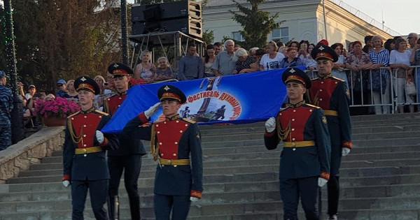 VIII фестиваль духовых оркестров прогремел наТамбовщине