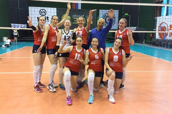 Волейболисты ТГУ сыграли товарищеский матч в Сербии