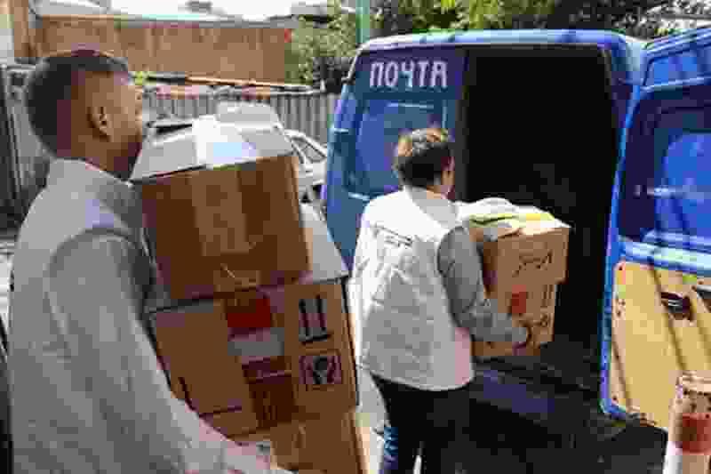 Более 2 тонн гуманитарной помощи собрано тамбовчанами для пострадавших в Иркутской области