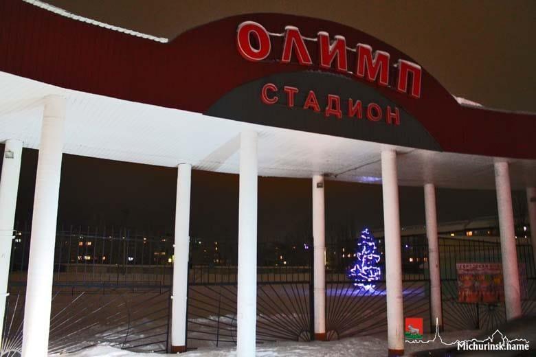 К 2020 году в Мичуринске планируют построить спортивный объект почти за 100 миллионов рублей