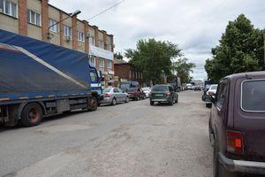 Работы на улице Пятницкой начнутся в следующем месяце