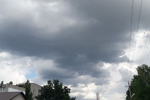 В ближайшие часы в Тамбовской области ожидается гроза и усиление ветра
