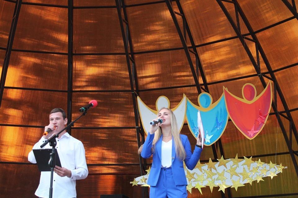 В Моршанске отпраздновали День молодёжи