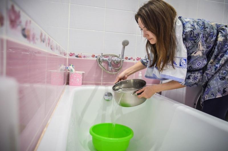 В Тамбове начался второй этап гидравлических испытаний с отключением горячей воды