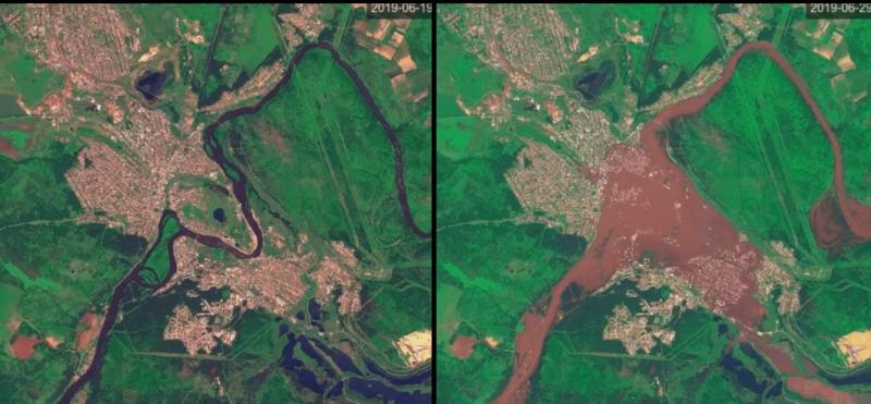 В Тамбове откроется пункт сбора гуманитарной помощи пострадавшим от наводнения в Иркутской области
