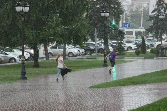 В Тамбове побит рекорд самой низкой температуры июля