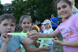 В Тамбове стартовал фестиваль дворового спорта