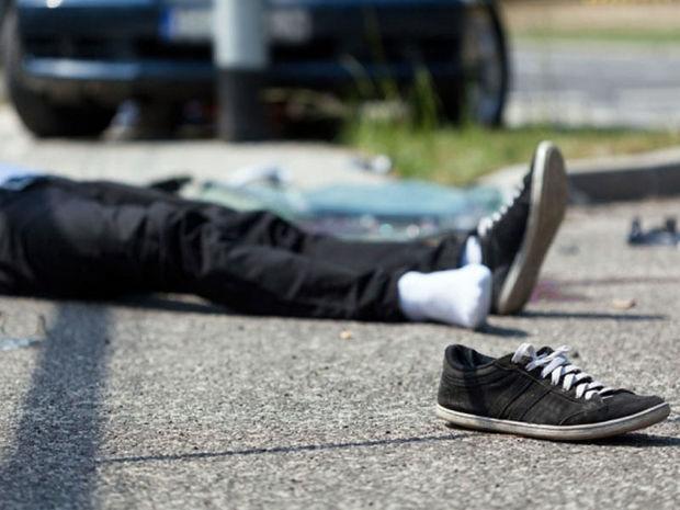 В Тамбовской области легковушка насмерть сбила пешехода и скрылась