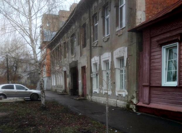Администрация Тамбова не исполняется судебное решение и не ремонтирует объект культурного наследия «Доходный дом Галкина»