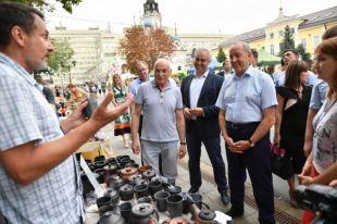 «АиФ— Саратов» стали информационным партнёром городских выходных