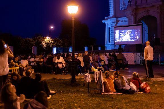 Для любителей кино в Тамбове устроили бесплатные показы российских фильмов