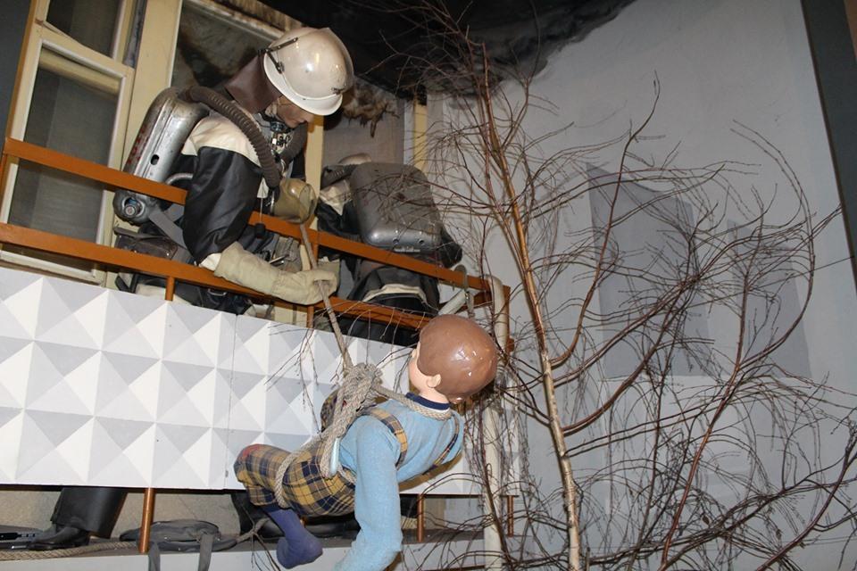 Для закрепления правил пожарной безопасности в Тамбове проводят тематические экскурсии