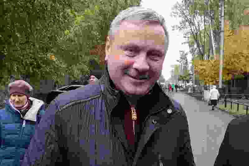 Экс-глава администрации Тамбова Александр Бобров больше не в Коврове