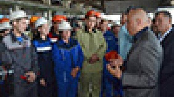 Игорь Артамонов ответил навопросы сотрудников липецких промышленных предприятий