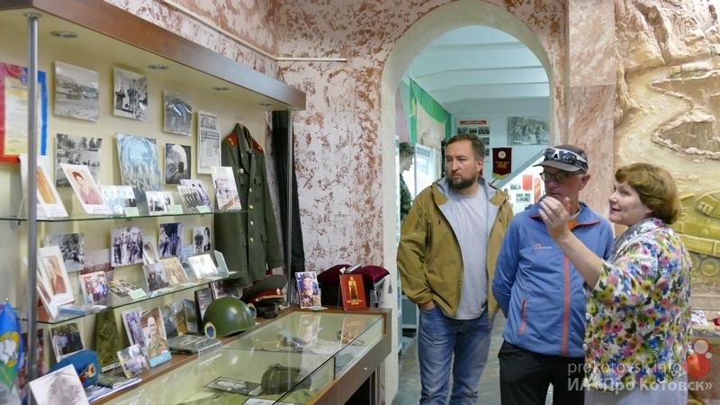 Котовск встретил итальянского велосипедиста, путь которого лежит из Киева в Волгоград