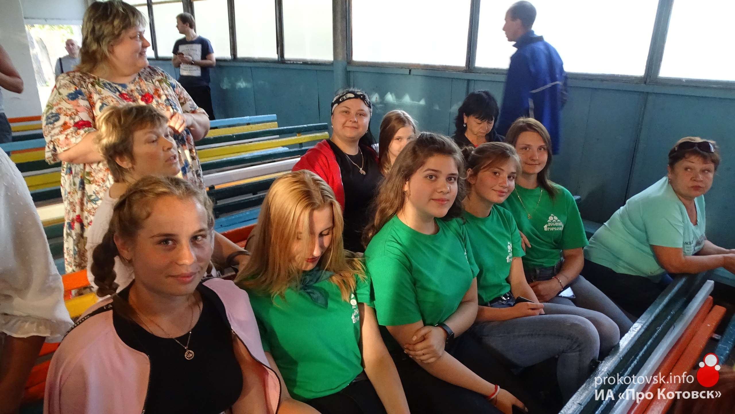 """Лагерь """"Костер"""" под моногородом Котовском закрыл летнюю оздоровительную компанию"""