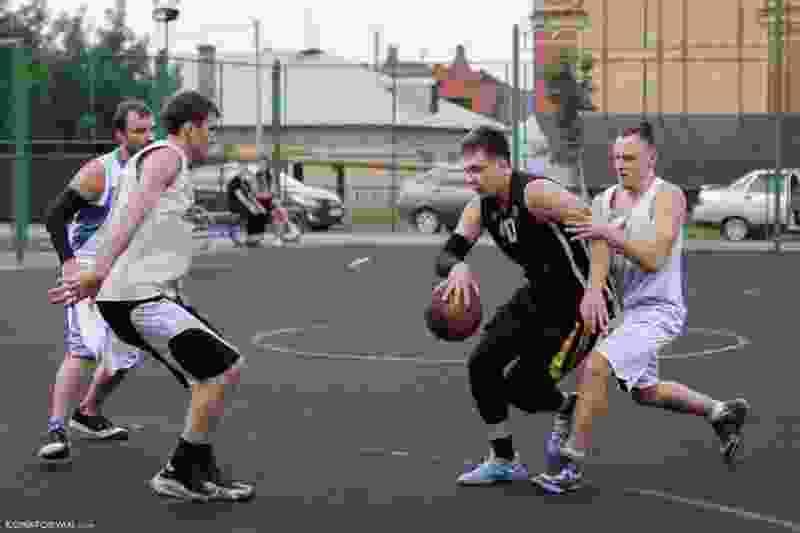 На новой баскетбольной площадке в центре Тамбова пройдёт массовый турнир по стритболу