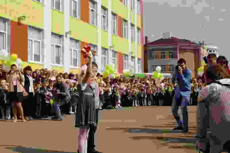 На севере Тамбова к осени расширят дорогу в районе школы «Сколково»