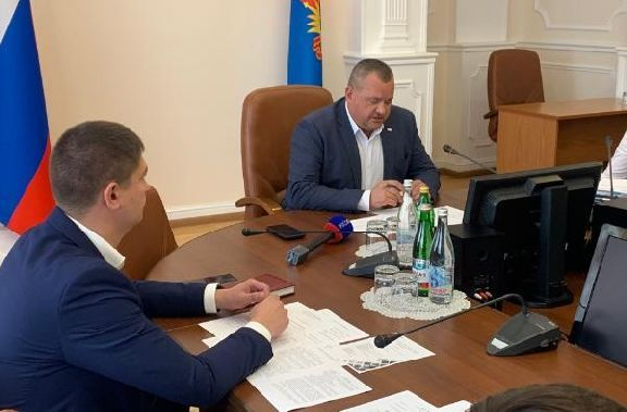 """Наставники """"Лидеров Тамбовщины"""" обсудили ход дальнейшей работы"""