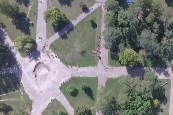 Определена организация, которая займется строительством в городском парке Котовска