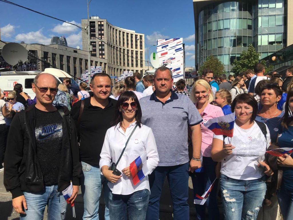 Погибший на трассе в Рязанской области замглавы Тамбова ехал с коллегами в Москву на концерт в честь Дня флага