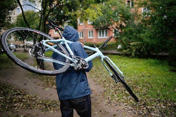 Пришедший в гости тамбовчанин украл у хозяев велосипед и музыкальную колонку