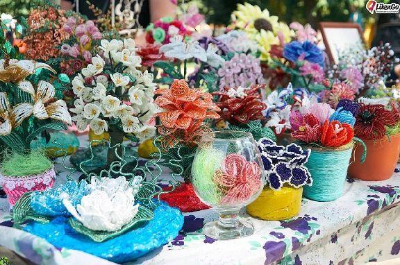 Ремесленники со всей области представят свои лучшие работы на арт-базаре в Тамбове