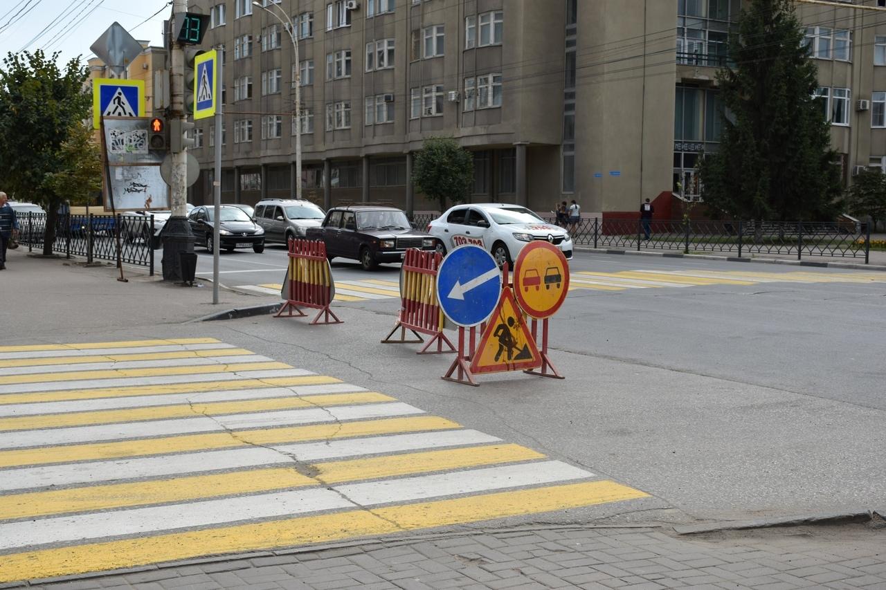 С 1 сентября на улице Сергеева-Ценского возобновят движение транспорта
