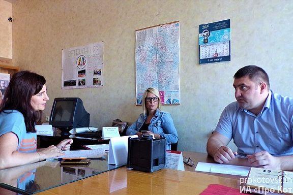 Шесть обращений поступило в приемную губернатора Тамбовской области по городу Котовску