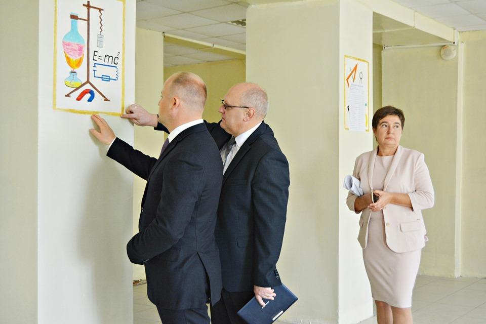 Школы в Рассказовском районе преобразились к началу учебного года
