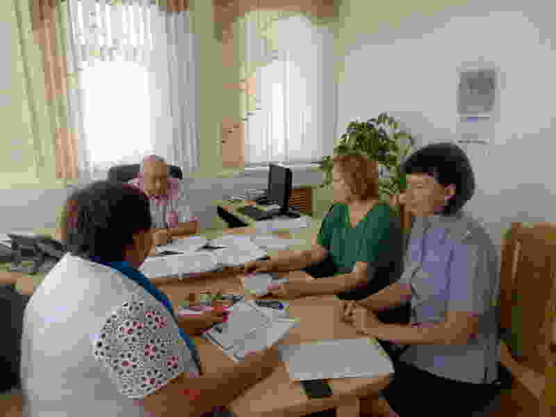 Сотрудники колонии в Кирсановском районе помогли осужденному оформить пенсию