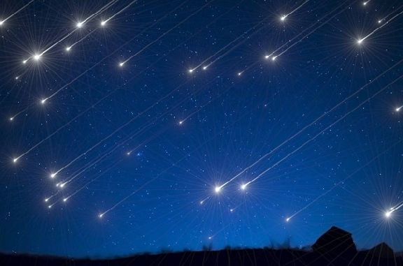 Тамбовчане смогут наблюдать за ярким звездопадом в ночь на 13 августа