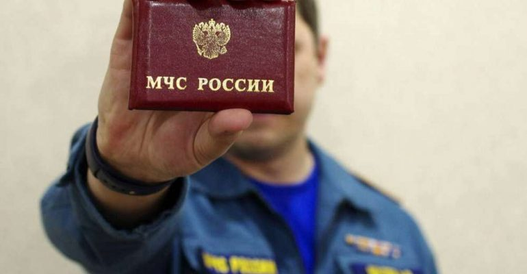 Тамбовчанин пытался дать взятку сотруднику МЧС: возбуждено уголовное дело