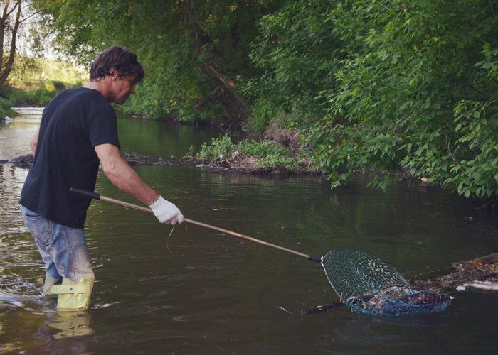 Тамбовская область вошла в топ регионов-лидеров по уборке водоёмов и берегов