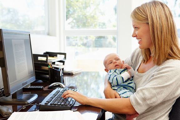 Тамбовские мамы в декрете получают новые профессии