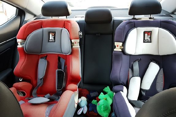 Тамбовских водителей проверят на наличие детских автокресел
