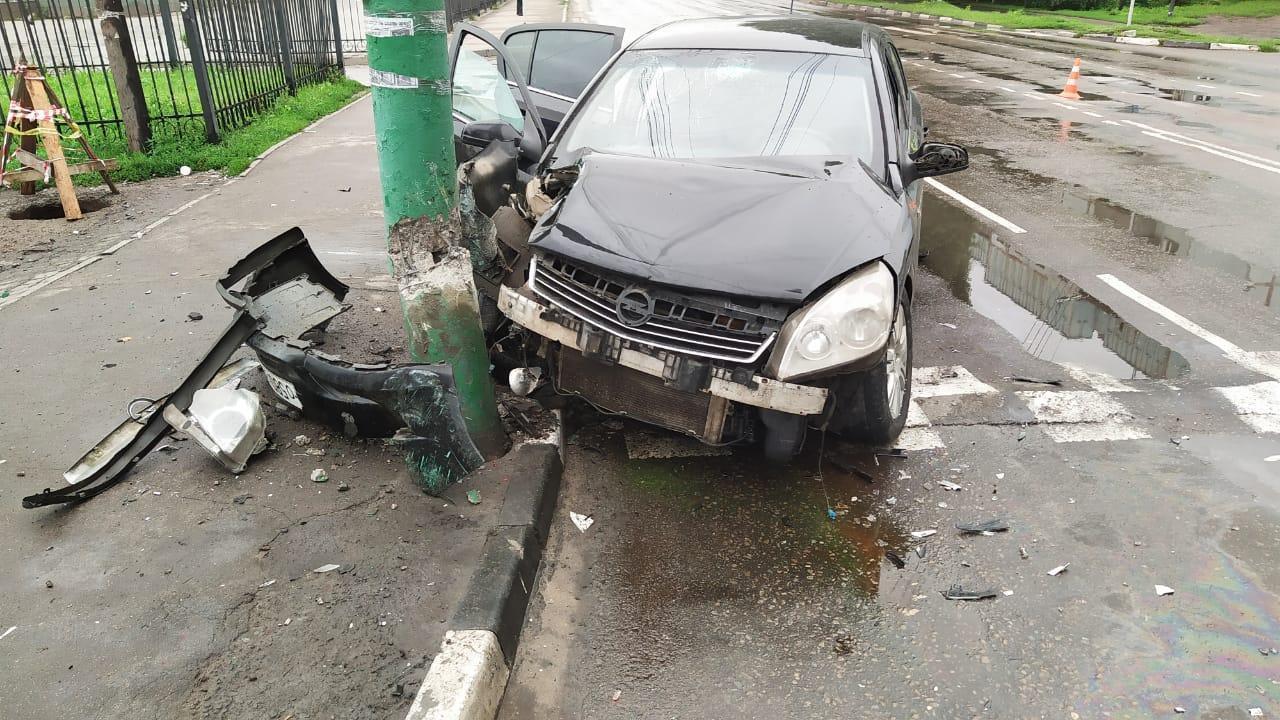 В Мичуринске в ДТП пострадали пять человек