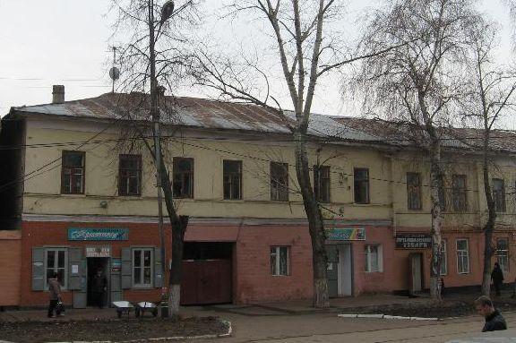 В Моршанске отремонтируют объект культурного наследия