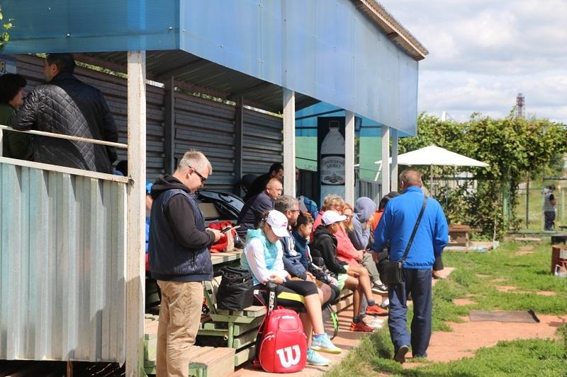 В Тамбов приехали теннисисты со всей страны